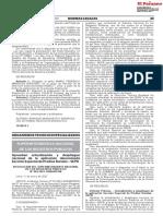 Aprueban actualización y despliegue nacional de la aplicación Sección Especial de Predios Rurales – SEPR