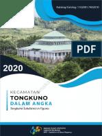 Kecamatan Tongkuno Dalam Angka 2020