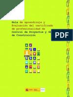 Eoco0109 Guia Control Proyectos y Obras Construccion