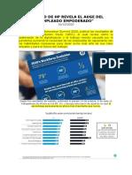 Estudio de HP revela el auge del empleado empoderado
