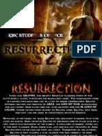 Resurrection Rule Book