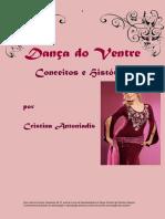 DANÇA DO VENTRE - CONCEITOS E HISTÓRICO por Cristina Antoniadis edição 2020