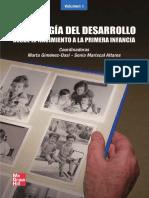 Psicología Del Desarrollo. Desde El Nacimiento a La Primera Infancia (Vol. I)