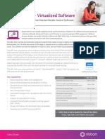 SBC SWe Lite Datasheet- Virtualized Software
