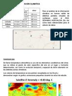 Hidrologia (Informacion Climatica)