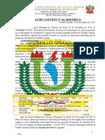 ACUERDO DE CONCEJO 64-2020 APRUEBA DONACIONES