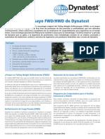 Deflectometros Dynatest FWD_HWD