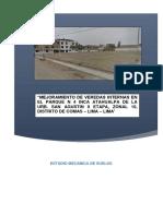 1.01 INFORME DE ESTUDIO DE SUELO PARQUE N°4 INCA ATAHUALPA