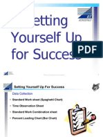 y. Setting Yourself Up for Success