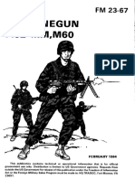FM 23-67 M60 Machinegun