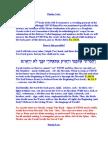 The Hidden Festival of Purim