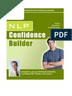 Christoph Schertler - NLP Confidence Builder