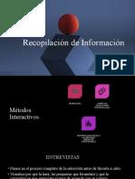 Recopilación de Información Clase 18082020