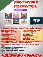 24.СУБКУЛЬТУРА и КОНТРКУЛЬТУРА-2020