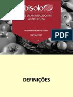 2 - Efeitos Dos Aminocidos Na Produtividade