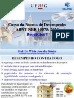 Curso Norma de Desempenho - White - Requisitos 1 - 07 11 2020