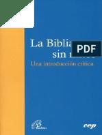 La Biblia Sin Mitos - Arens