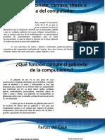 Modulo 1 - Case del computador