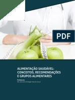 Elaboração de Cardápios Funcionais e Gastronomia Fit - Unidade 1