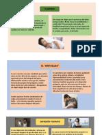 SIGNOS DE ALRAMA PSICOLOGICOS