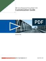 BMC Service Management Process Model 7.6.00 Customization Guide