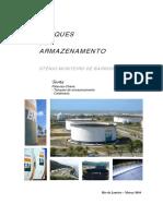 Tanques de Armazenamento - Stenio Monteiro de Barros