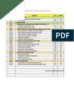 Presupuesto Parada MMF 2021
