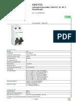 C60H-DC Leitungsschutzschalter_A9N61524