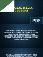 Contemporary world (Global media culture)