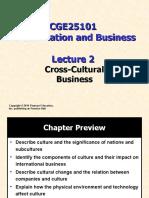 Lecture 02 Culture
