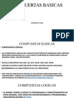 COMPUERTAS BASICAS 2020