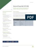 PFSPDS_016_EN-2002 - External PowerSafe TAP 3296