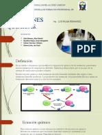 Métodos para Balance de Reacciones Químicas (1) [Autoguardado]