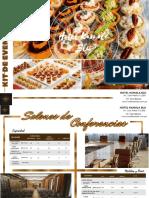 Kit de Eventos 2020 Del Hotel Kamala Blu