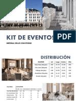 Kit de Eventos 201888
