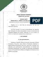 causa licita SENTENCIA SC5231-2019 DE 03 DE DICIEMBRE DE 2019