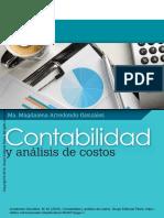 CONTABILIDAD Y ANALISIS DE COSTOS