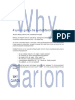 Why Clarion 4 Windows