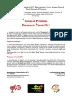 Conferenze Piacenza 2011