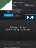 Data Structures CH7 Pt1