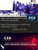 EC-Council CEH v10 Complete Training Guide With Practice Labs Exam 312