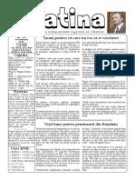 Datina - 22.01.2021 - prima pagină