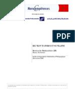 Guide d'Organisation Matérielle et Pédagogique