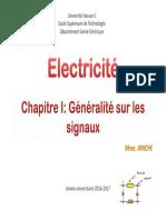 Electrecite de Base Cour