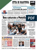 Gazzetta Mantova 21 Luglio 2010