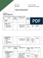 FAP Iuliana clasa a IIIa-A Planificare anuală