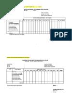 Form Logbook Untuk Anggota