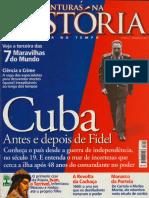 (2007) Aventuras na História 042 - Cuba