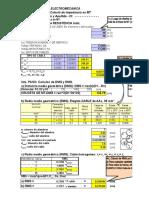 DEE-SIMULACION Calculo de impedancia en MT-DMG RMG-R L X Z