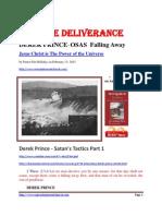 Derek Prince ~ Osas ` Falling Away